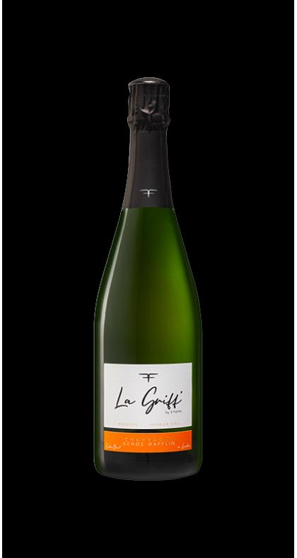 Champagne la Griff' BYSR. Réserve Extra-Brut Premier Cru